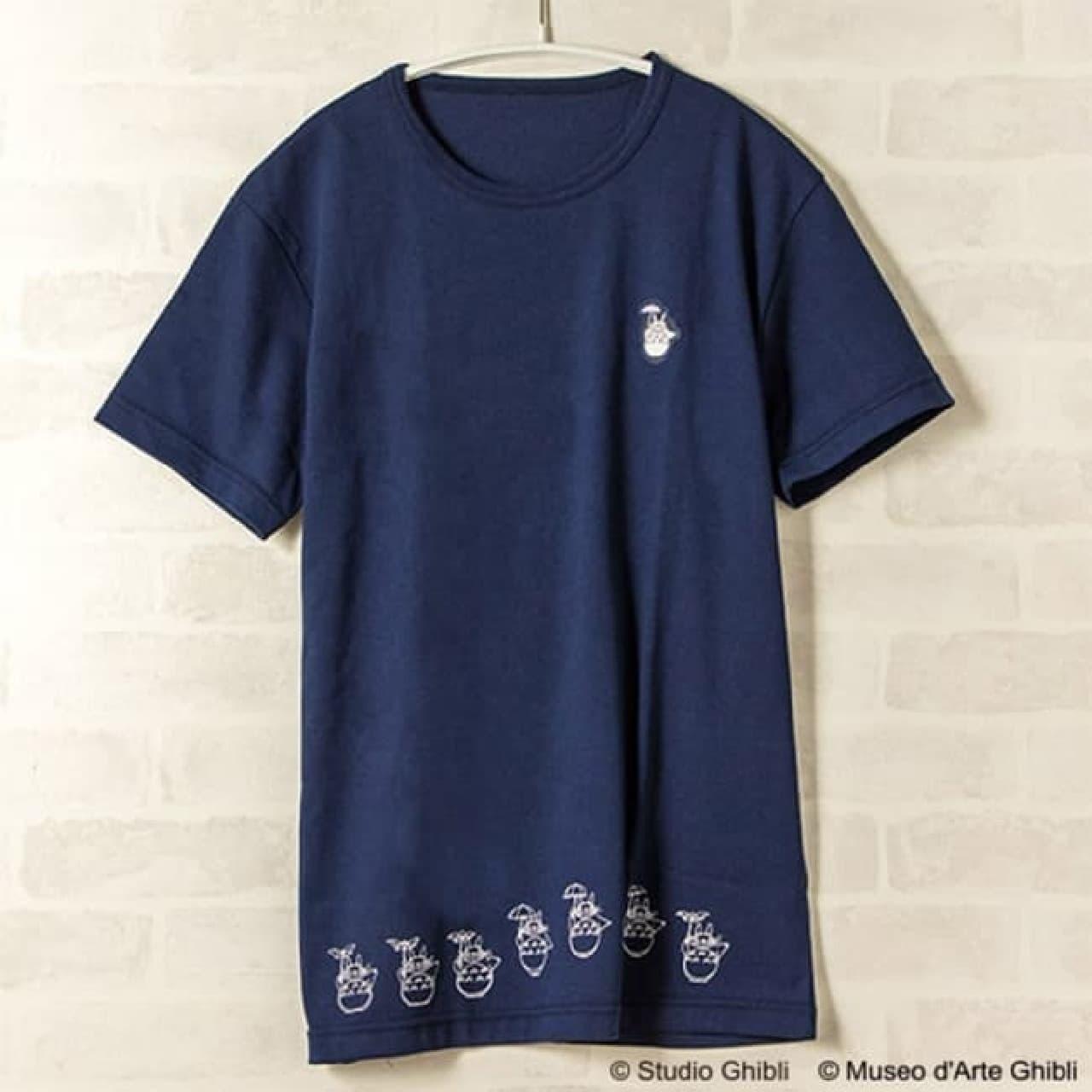 三鷹の森ジブリ美術館限定の5商品が「どんぐり共和国」オンラインに -- トトロのTシャツやネコバスの傘など
