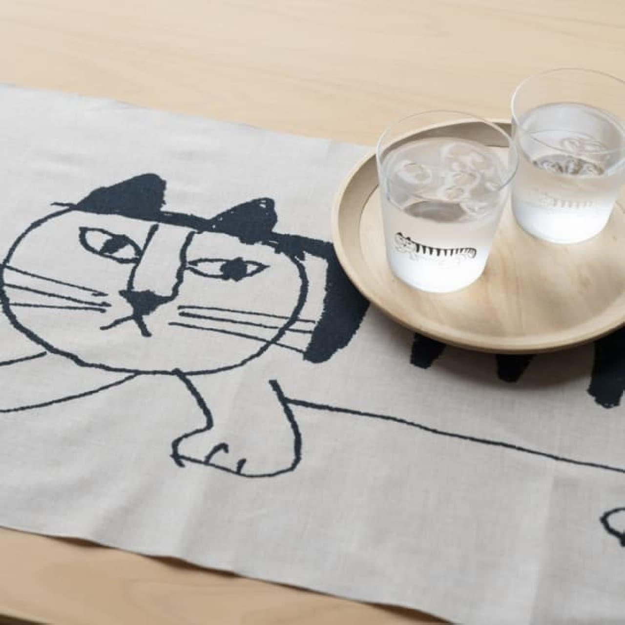 伝統工芸とコラボ!リサ・ラーソンの豆皿や手ぬぐいが可愛い -- トンカチストア「JAPANシリーズ」特集