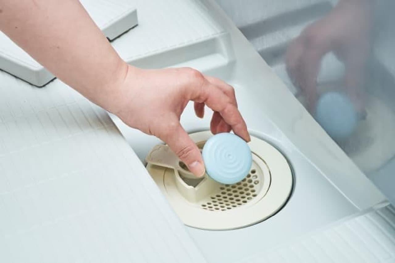 気になるカビ対策に!ダスキンから「排水口カビガード」 -- 浴室用「くん煙カビガード」も