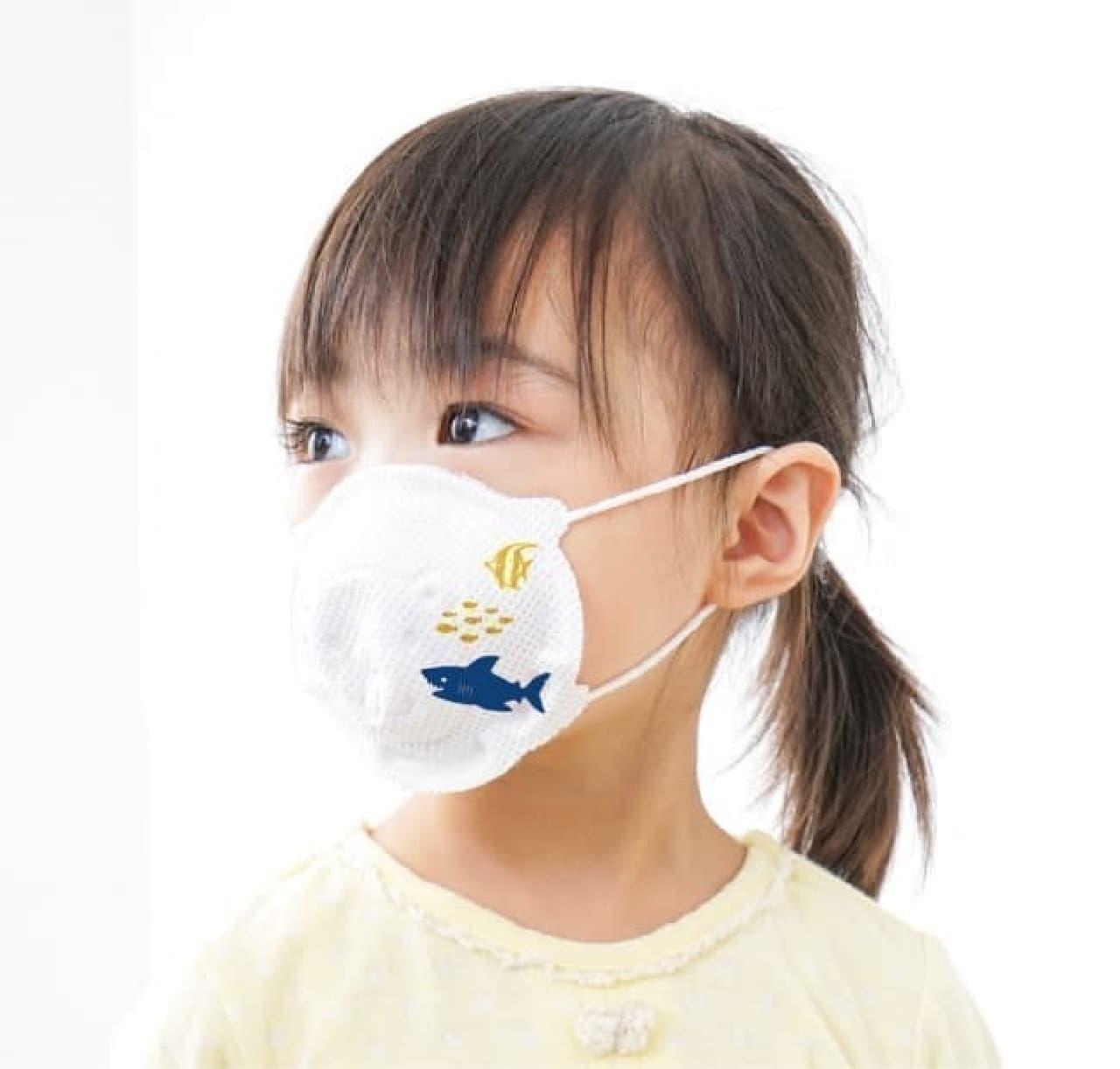 マスク専用デザインスタンプ「マスタ」発売 -- 可愛いネコやボタニカルの柄で白無地のマスクがおしゃれに