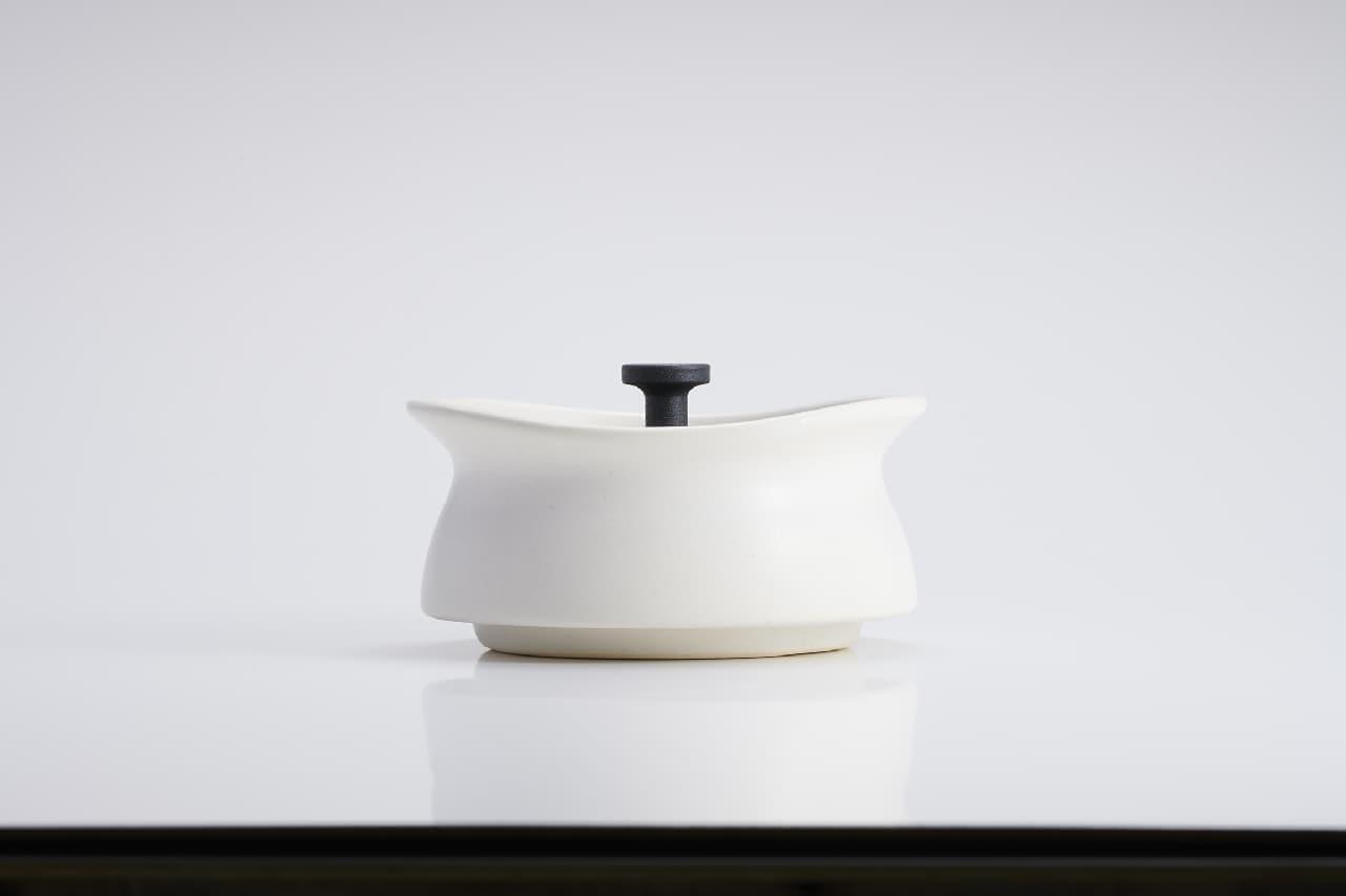 おひとりさま用の土鍋「bestpot mini」 -- 約20分で炊飯&プリン作りにも