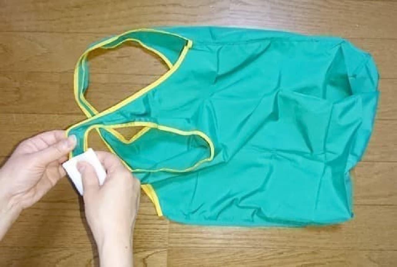 エコバッグのお手入れ&洗い方 -- 手洗いや洗濯機をうまく使い分けて