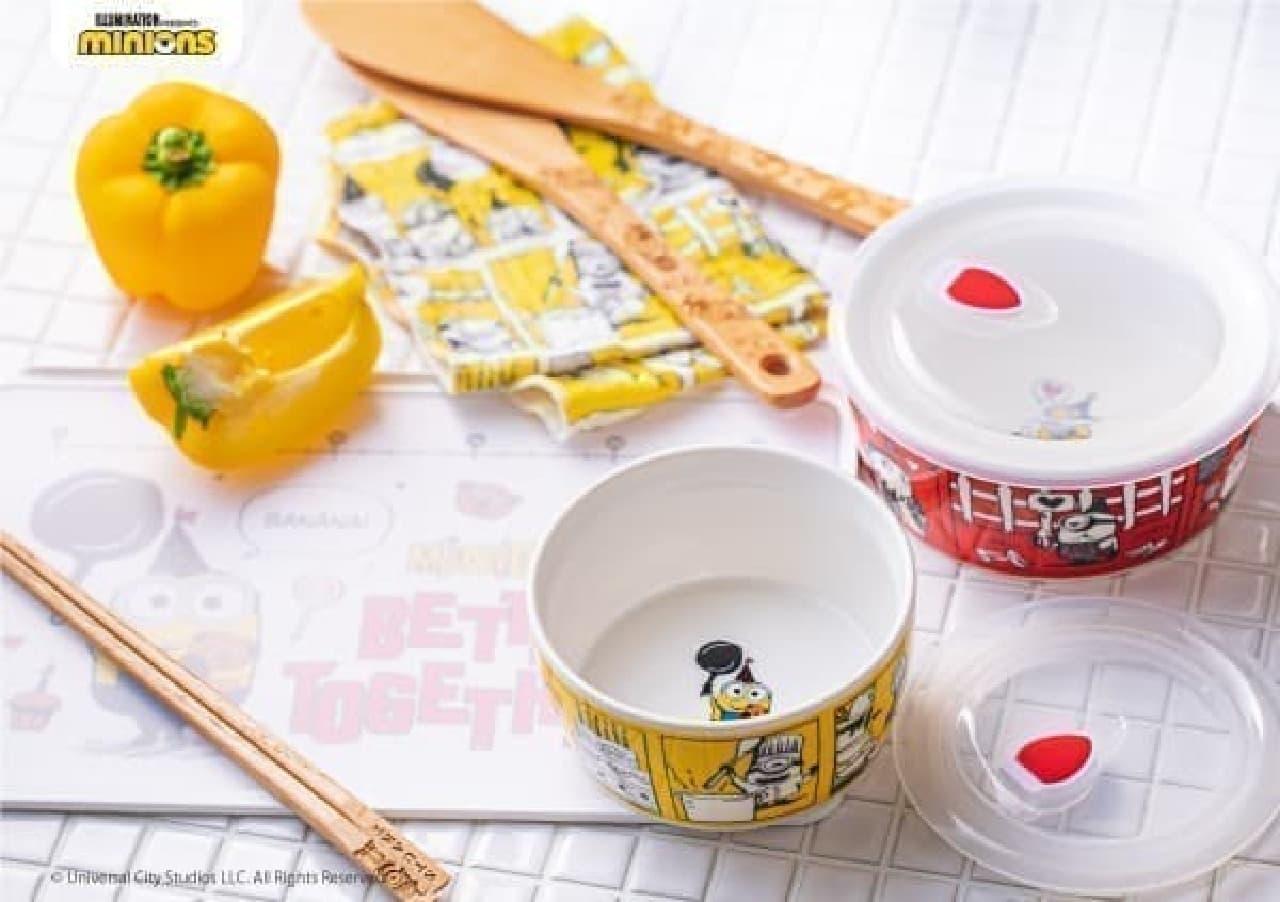 「ミニオン×212 KITCHEN STORE」のコラボ! -- 大人も子どもも楽しいキッチン雑貨