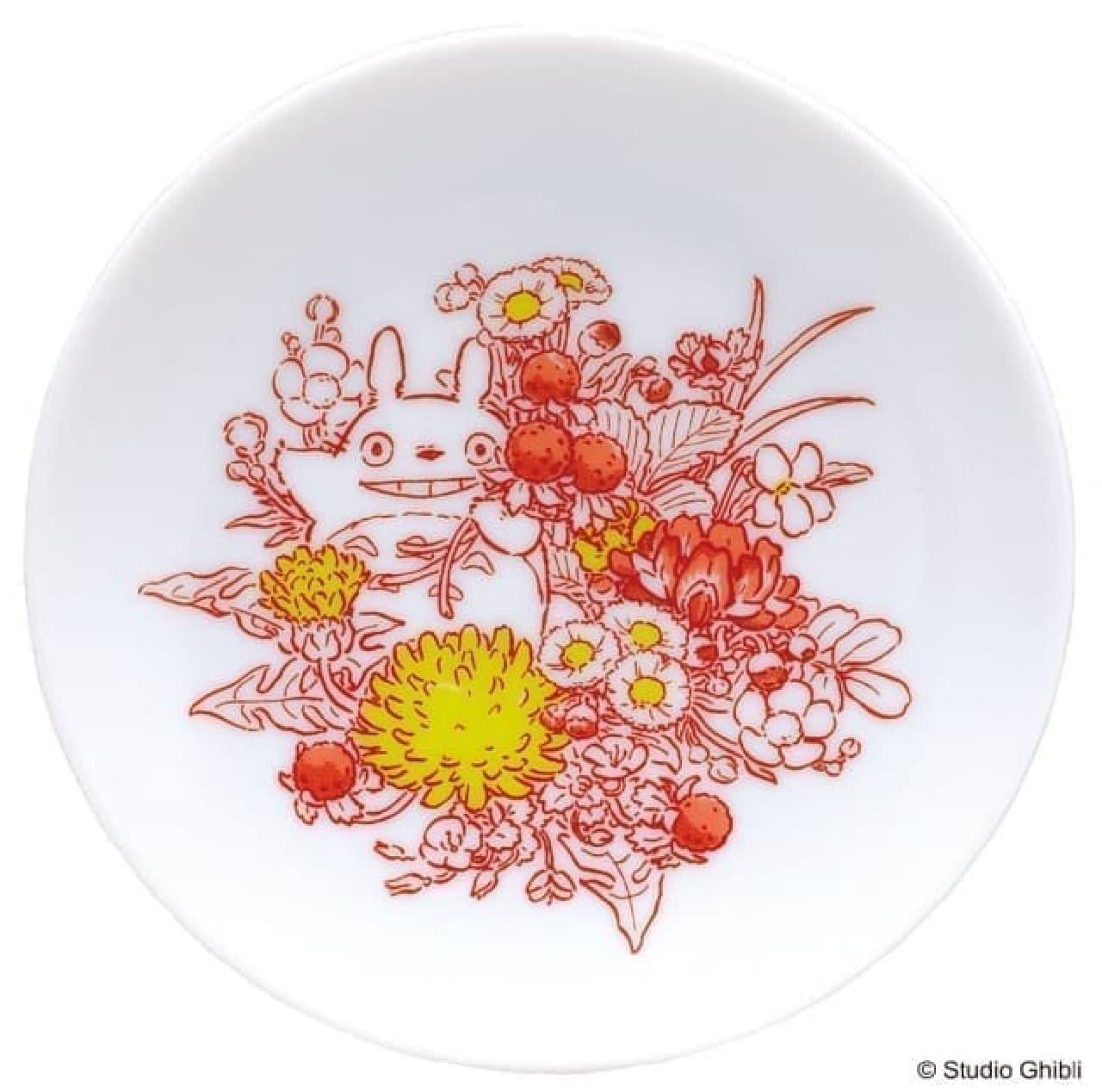 となりのトトロや魔女の宅急便の「ちいさなお皿」がもらえる! -- どんぐり共和国がプレゼントキャンペーン