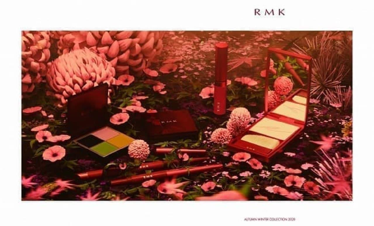 RMKの秋冬コレクション「UKIYO Modern」