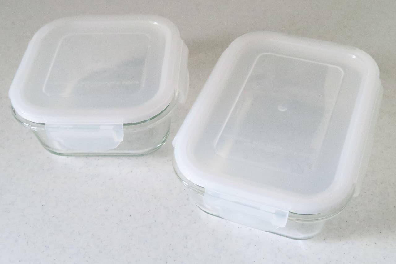 ニトリ「耐熱ガラス保存容器」はお皿代わりに使える -- カレーの色移りや魚のにおい移りも安心