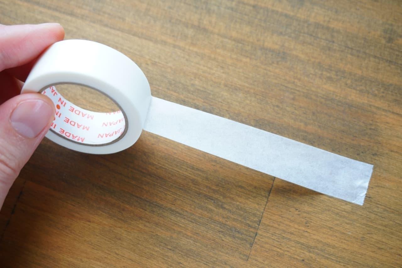 防カビマスキングテープ