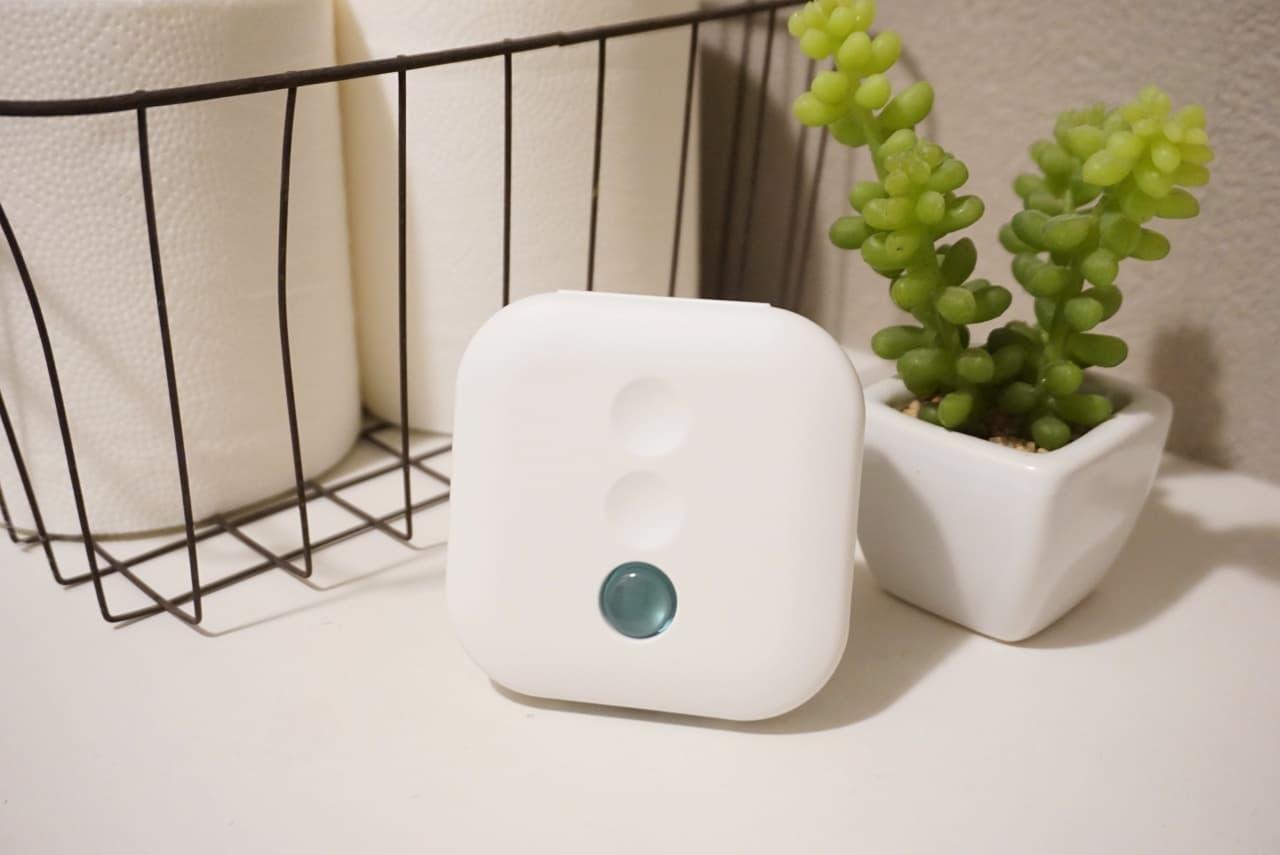 トイレ用消臭剤「消臭力 DEOX(デオックス)トイレ用」
