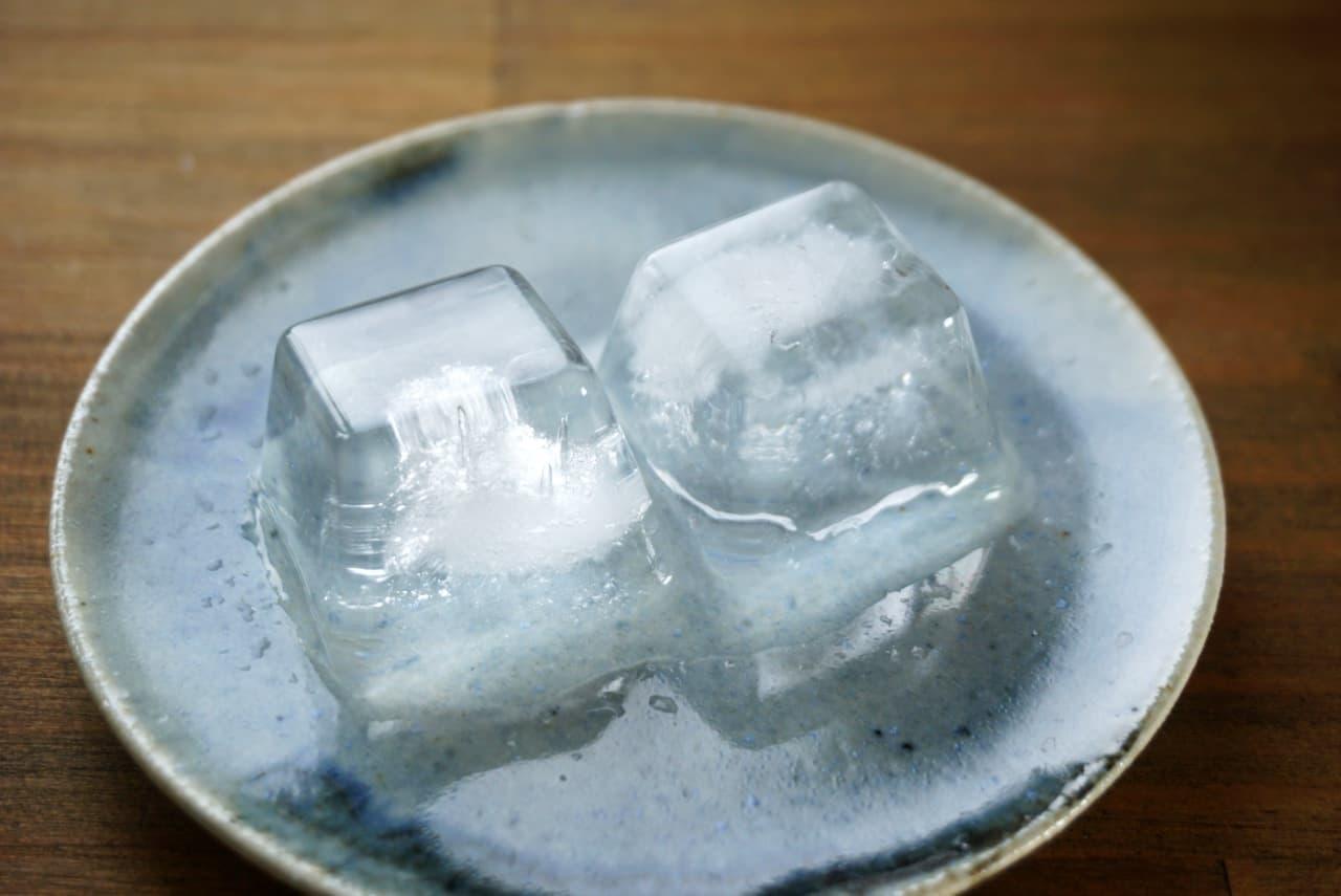 溶けにくい氷の作り方