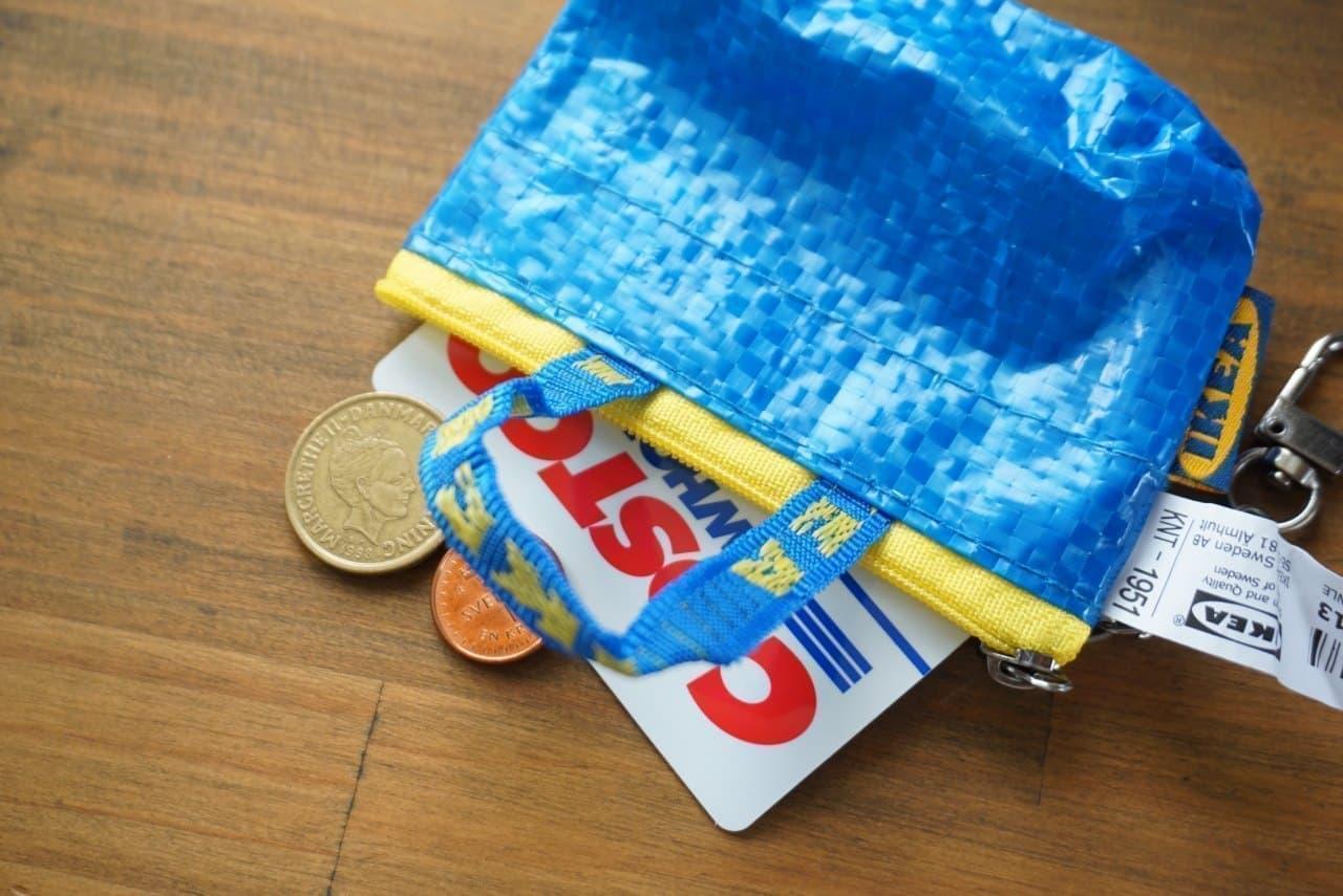 イケアの小型バッグ「クノーリグ」