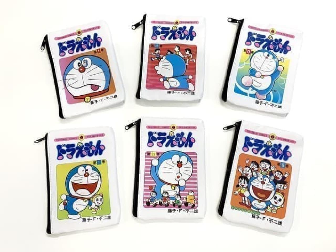 スペシャルコレクション「ASOKO de ドラえもん てんとう虫コミックス」 -- 表紙やコマをデザインした雑貨81点