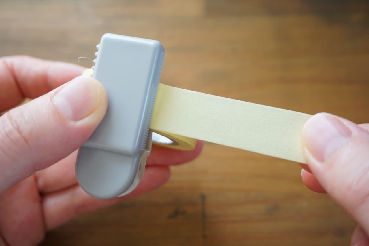 ダイソー「クリップタイプマスキングテープカッター」