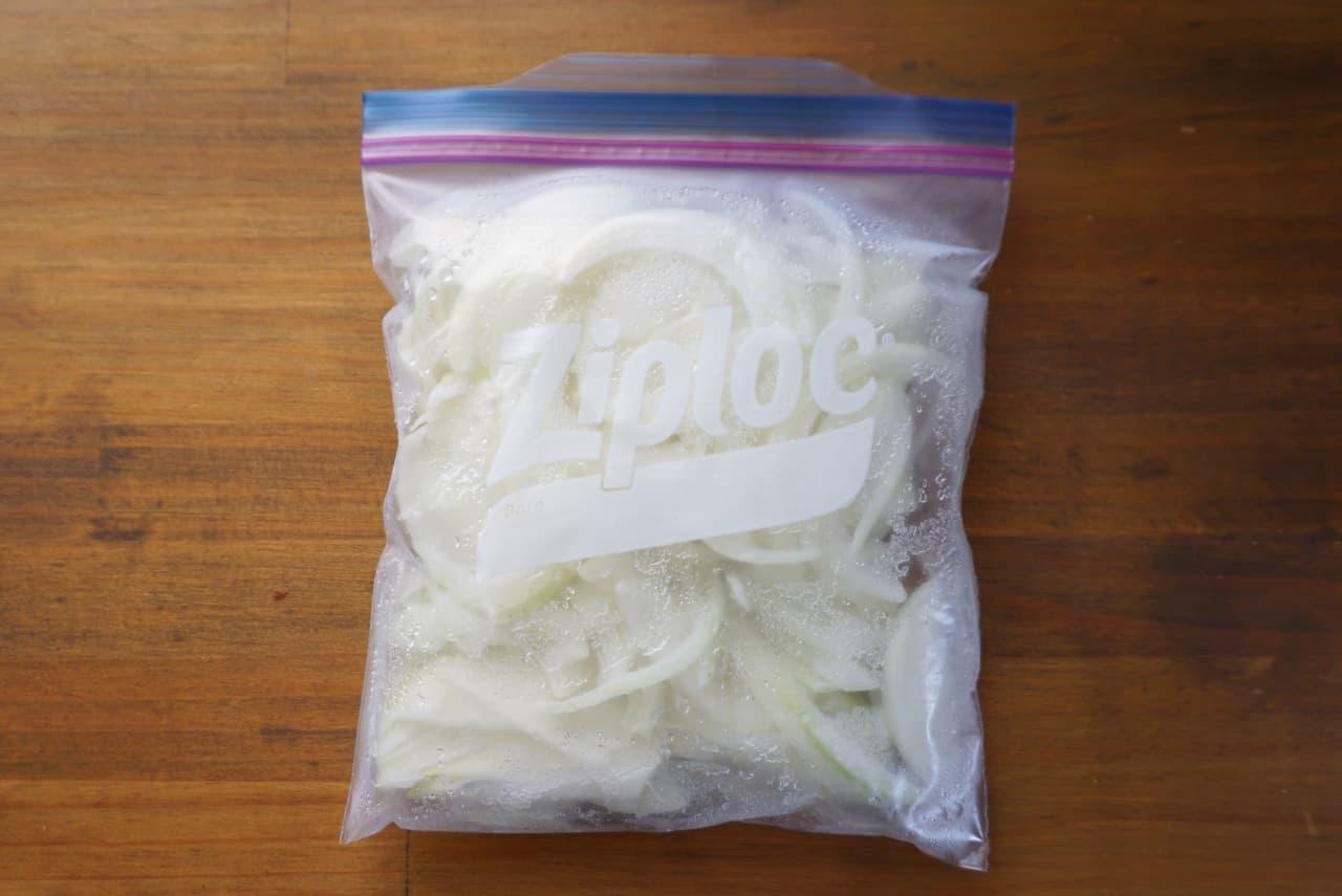 飴色玉ねぎを時短で作る方法