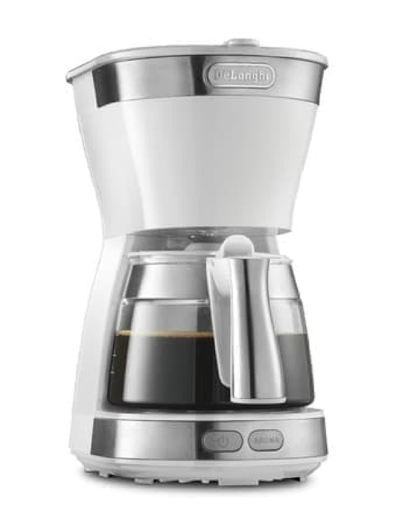 デロンギ アクティブ ドリップコーヒーメーカー
