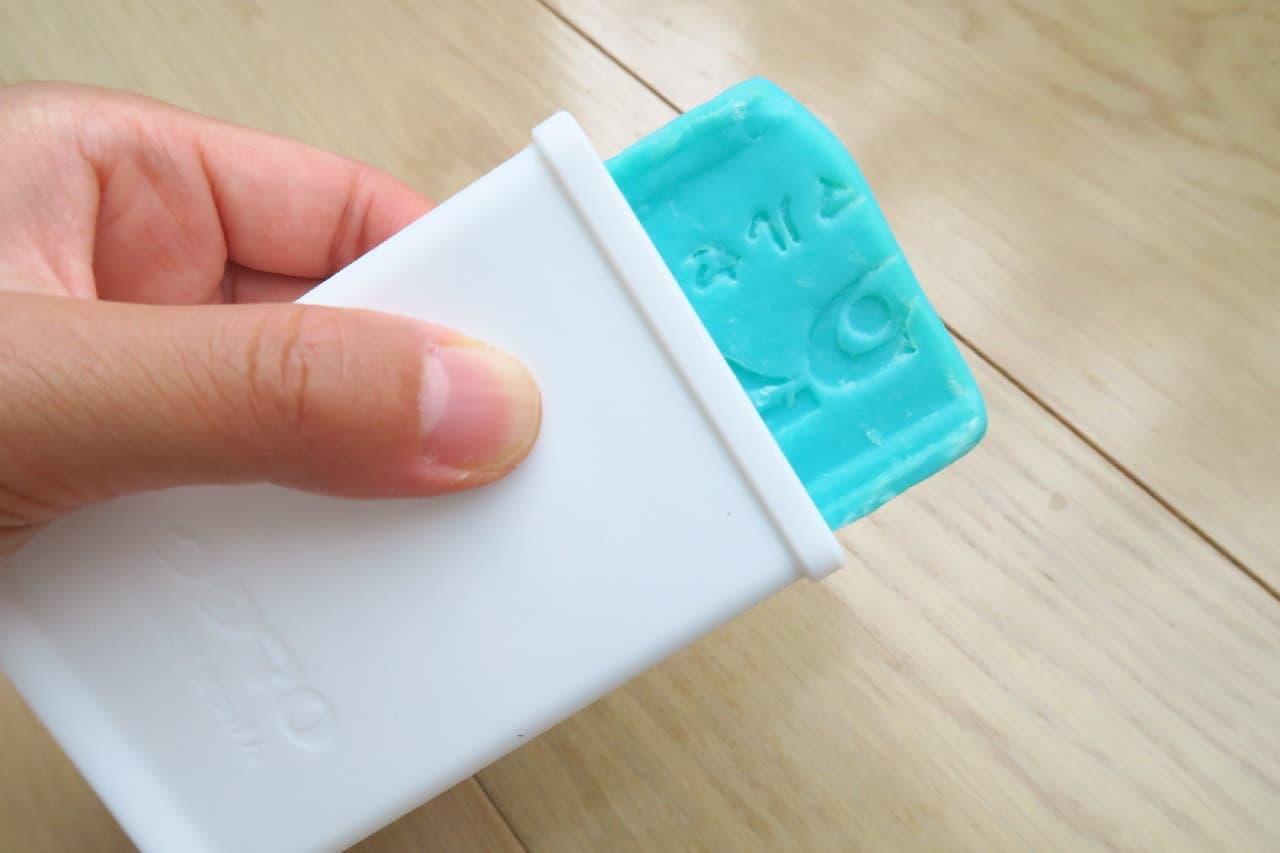 もう使った?「ウタマロ石けん専用ケース付き」は超便利 -- しっかり洗えて保管ケースにも