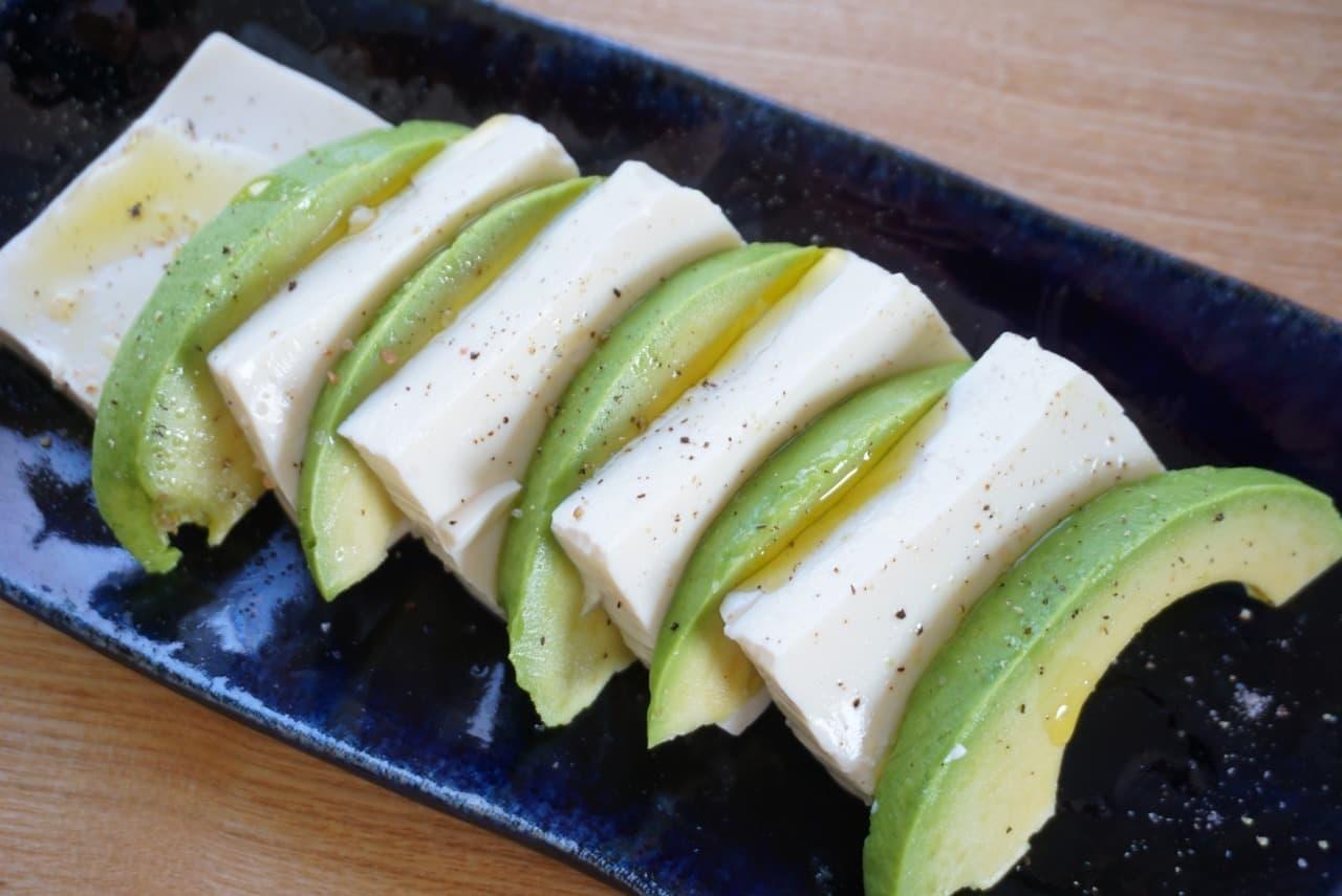 「塩豆腐」の作り方