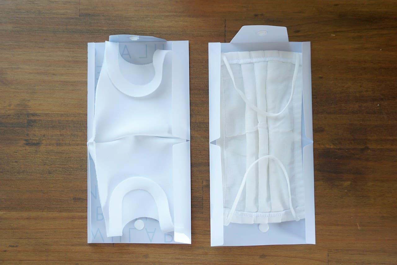 キャンドゥ「仮置きマスクケース」