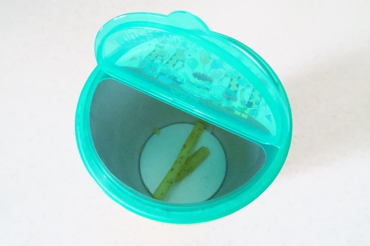 じゃがりこファン注目!カルビープラス「じゃがりこのフタ」 -- 食べかけのカップにはめて便利に開け閉め