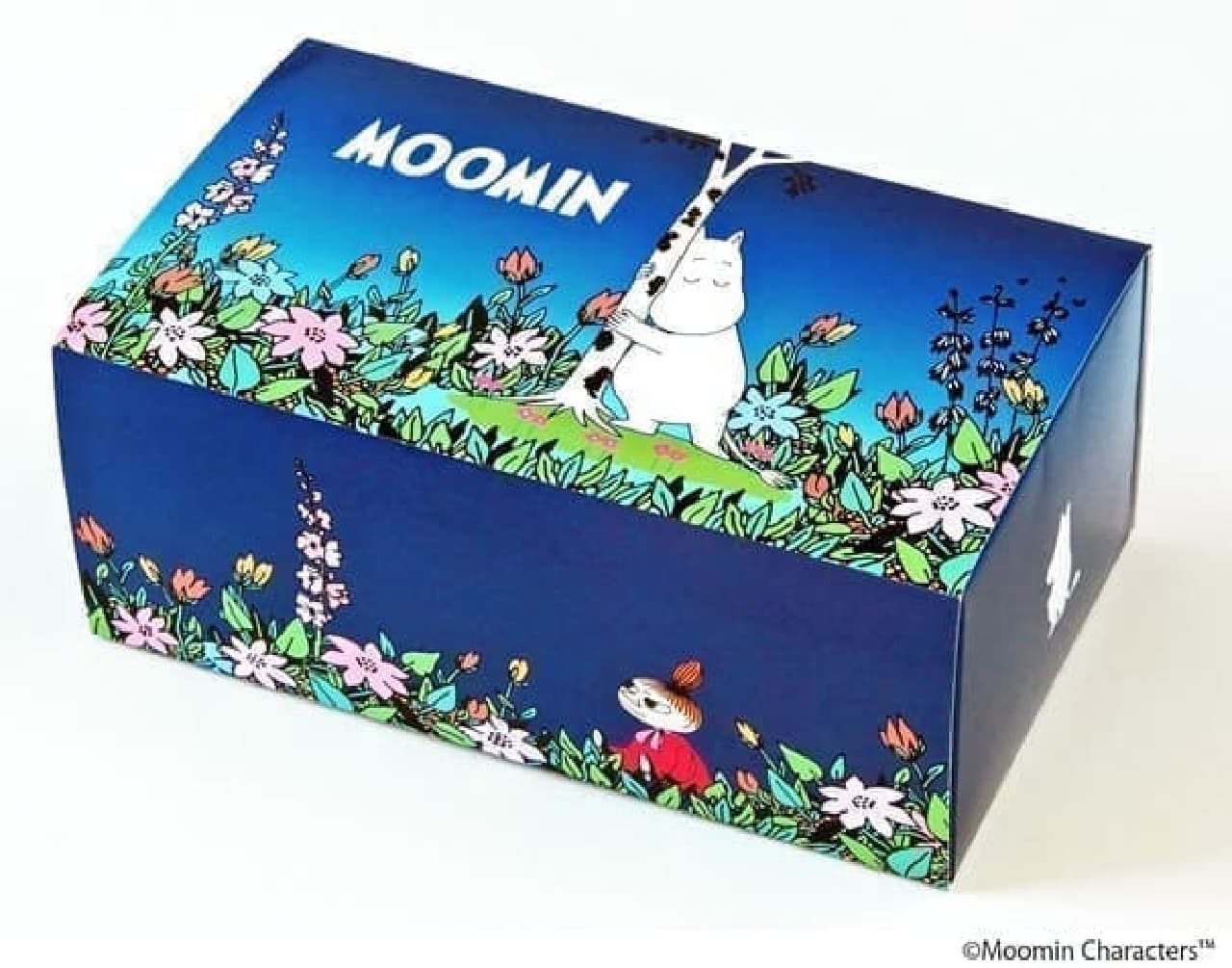 ムーミン30枚入BOXマスク