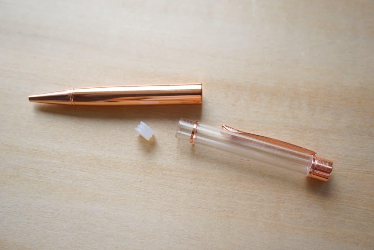 セリア「クラフト用オリジナルボールペン」