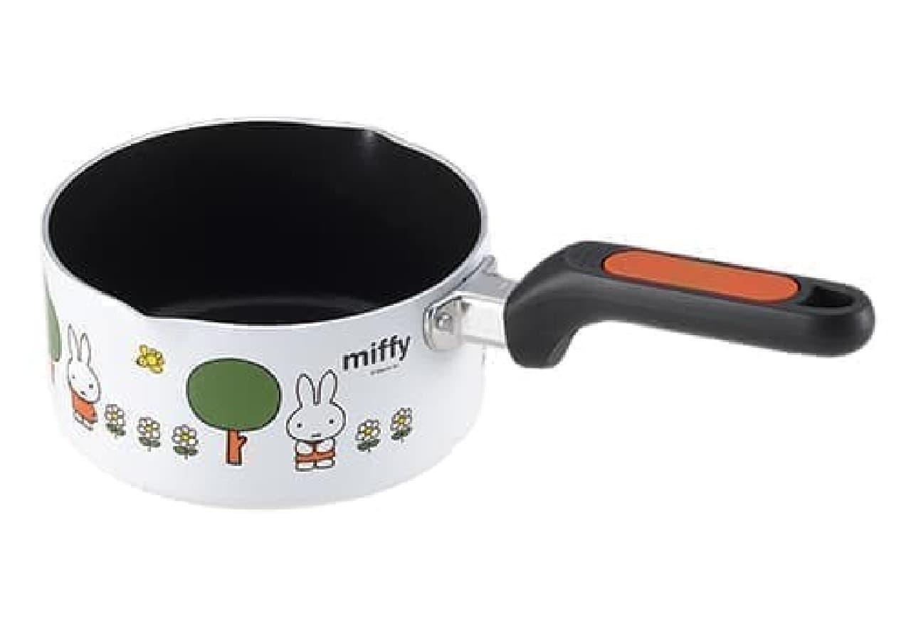 ミッフィーの鍋やフライパンがヴィレヴァンに -- 可愛くて便利&手入れも簡単