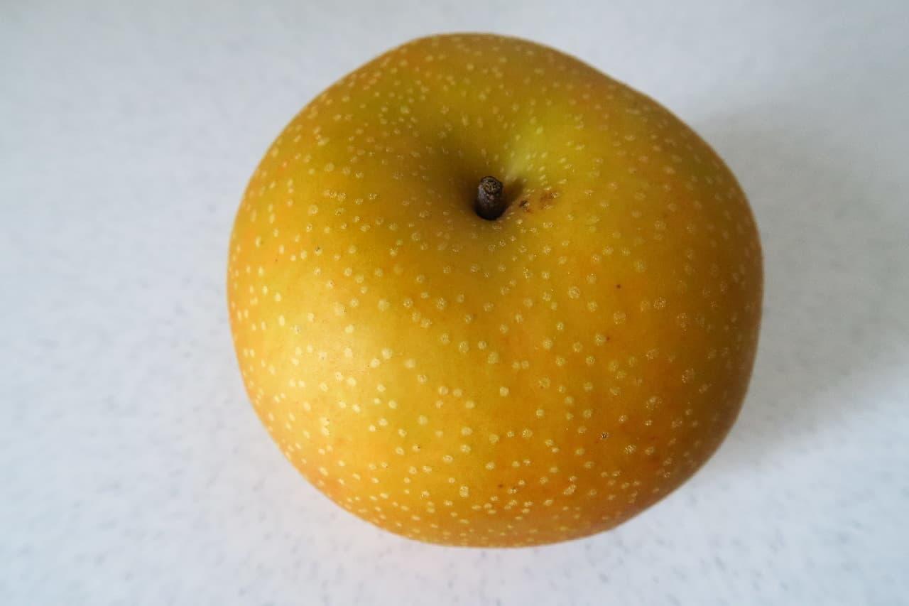絶品シャーベットに♪ 和梨の冷凍保存法 -- 梨+ヨーグルトのスムージーもおすすめ