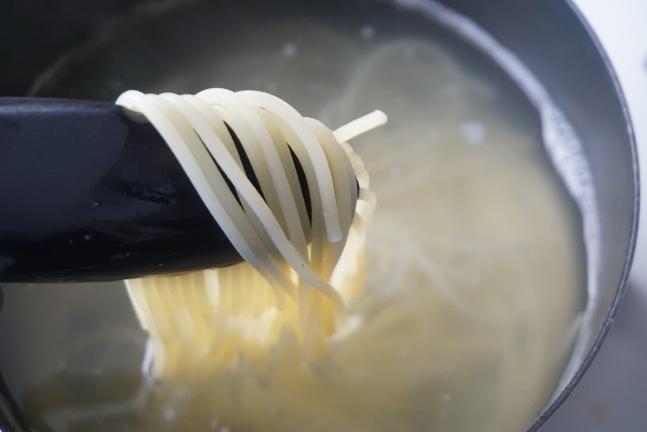 塩バジルの作り方