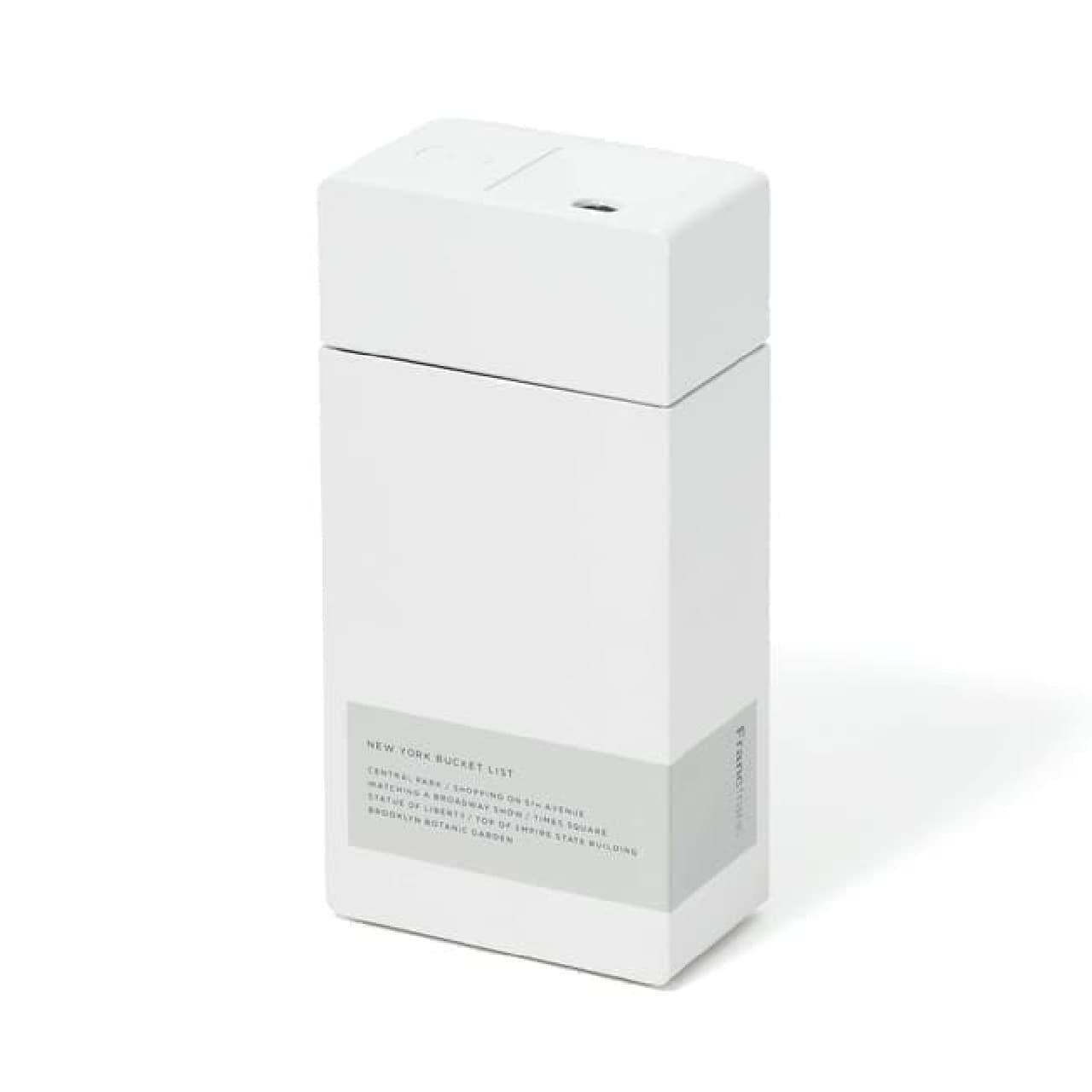 ポシェ 充電式加湿器