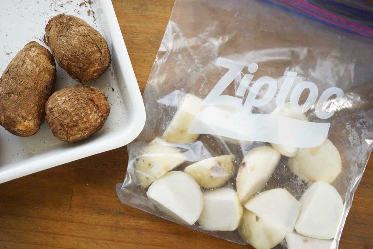 冷凍 里芋