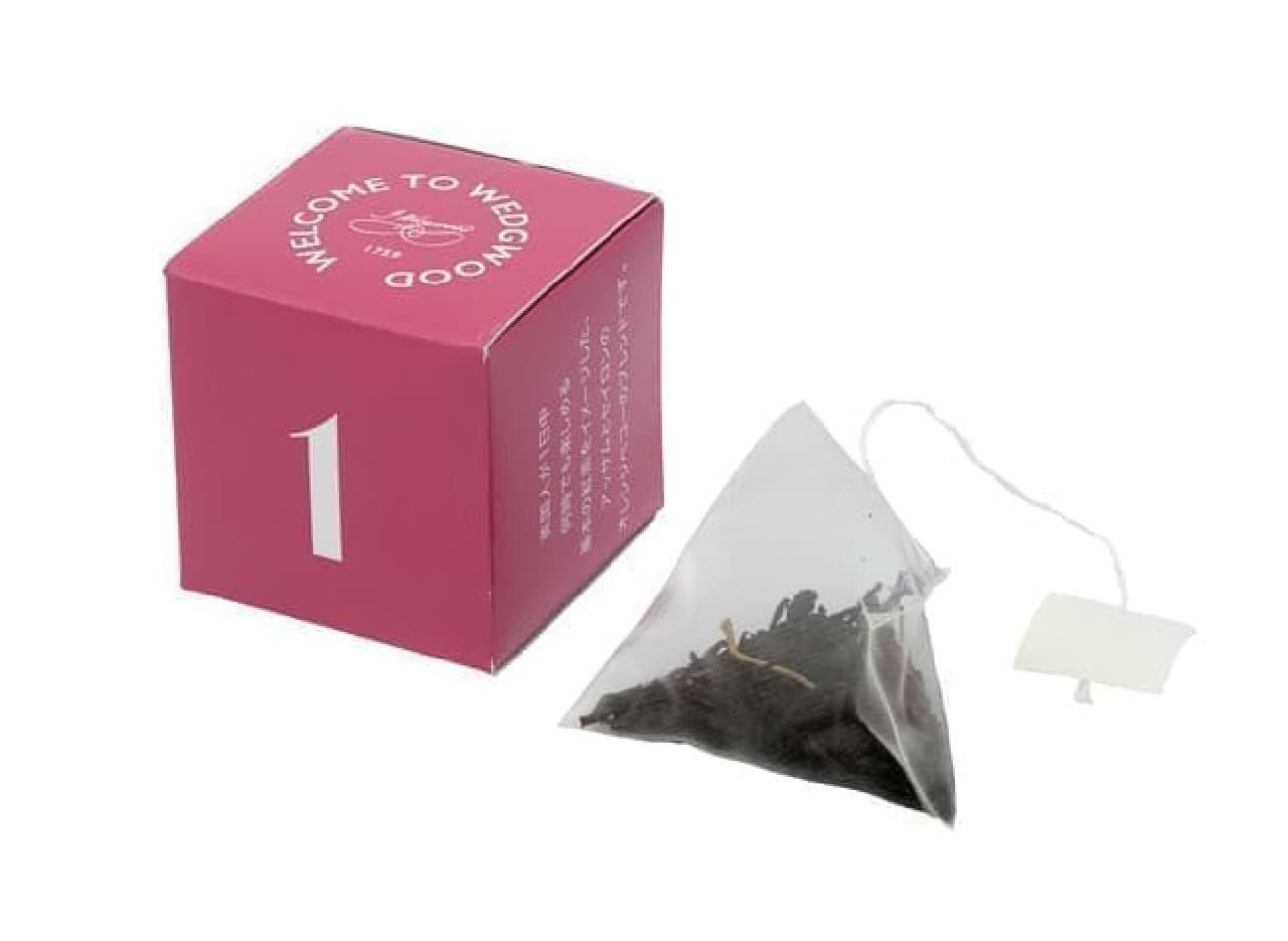 ウェッジウッド「アドベントティーカレンダー」が数量限定で -- クリスマスを待ちながら楽しむ25種類のお茶