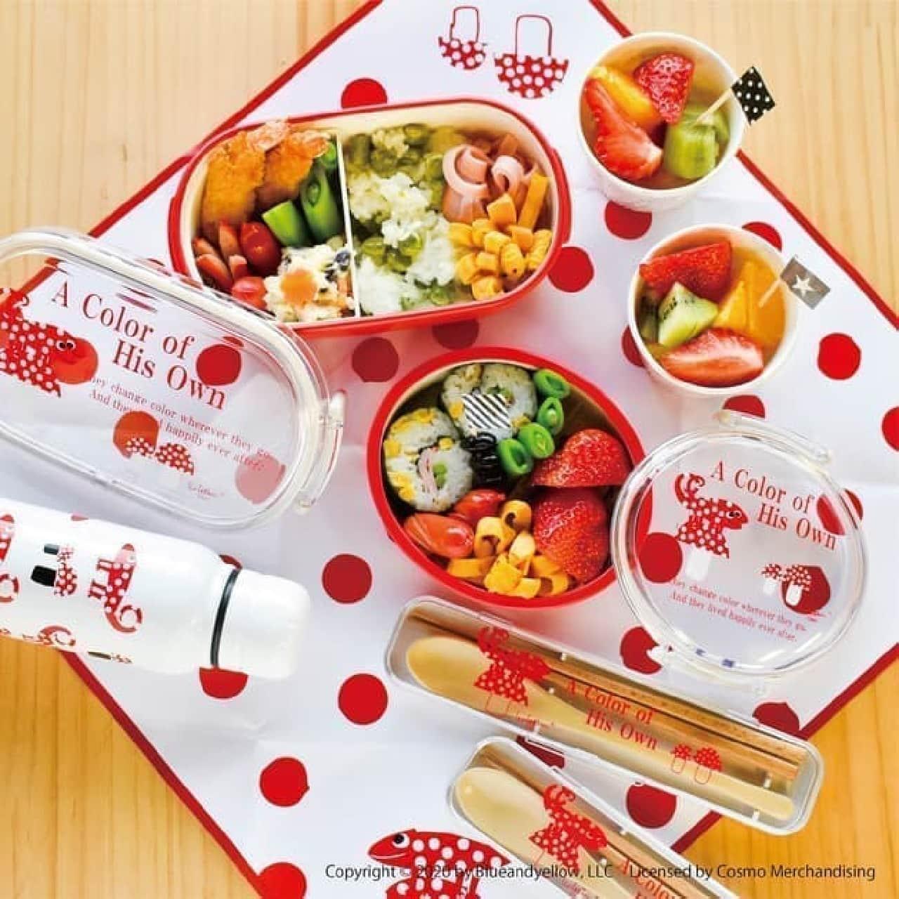 レオ・レオニの食器がヴィレヴァンに登場! -- 可愛くて便利なプレートやランチボックスなど