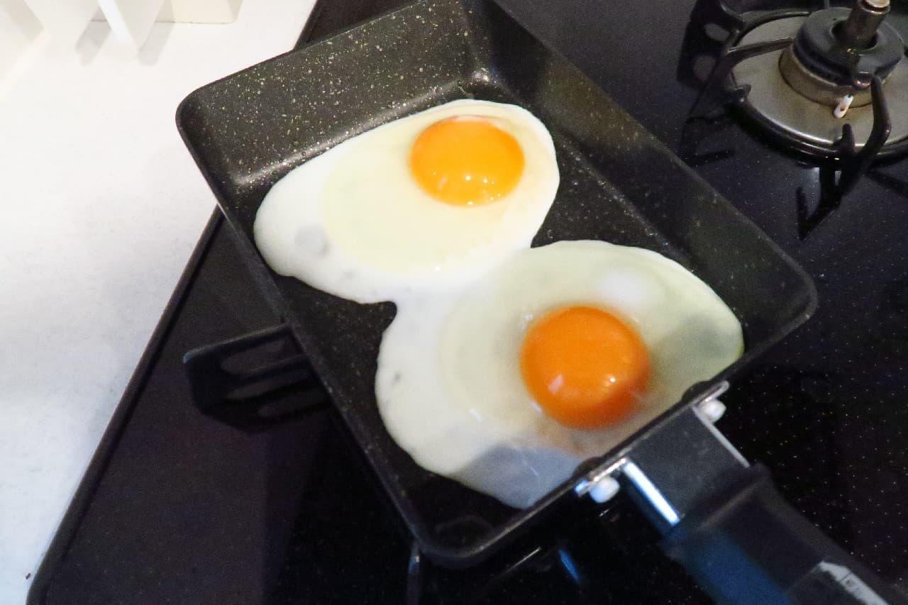ニトリ 玉子焼き器