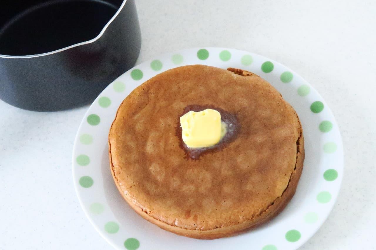 ニトリ「フッ素ミルクパン 14cm」