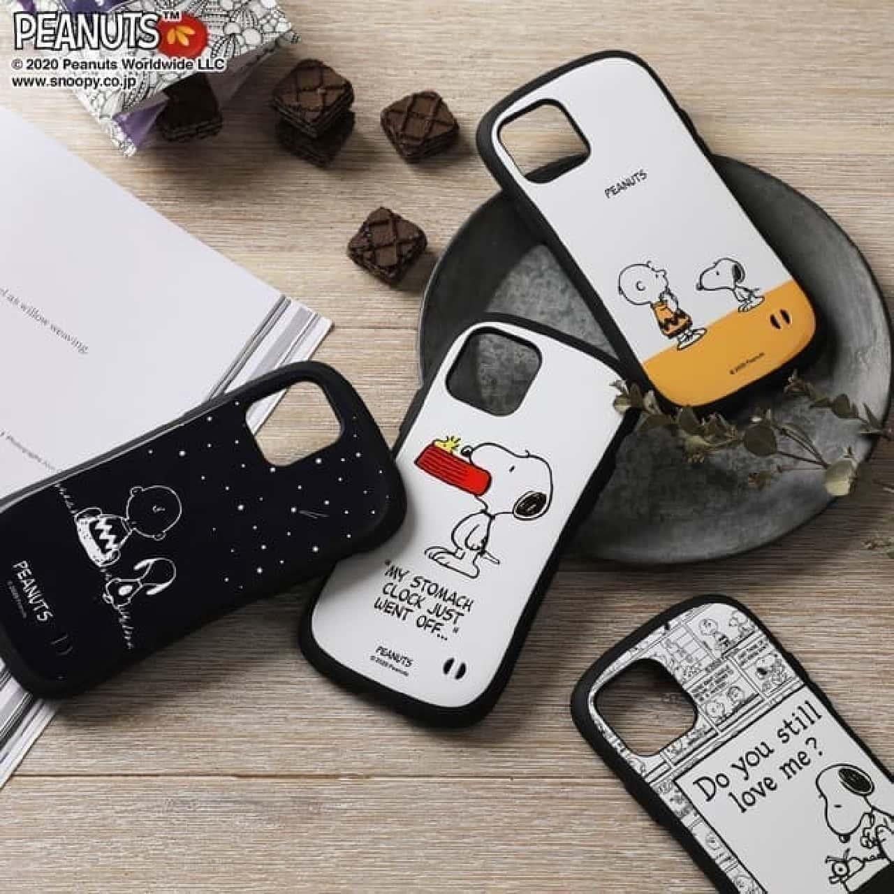 可愛いスヌーピー柄がiPhone用「iFace First Classケース」から -- ミッキーやモンスターズ・インクなども