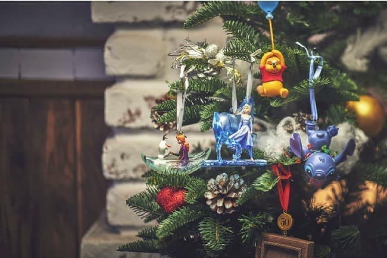 ディズニーストアのクリスマス・正月アイテム