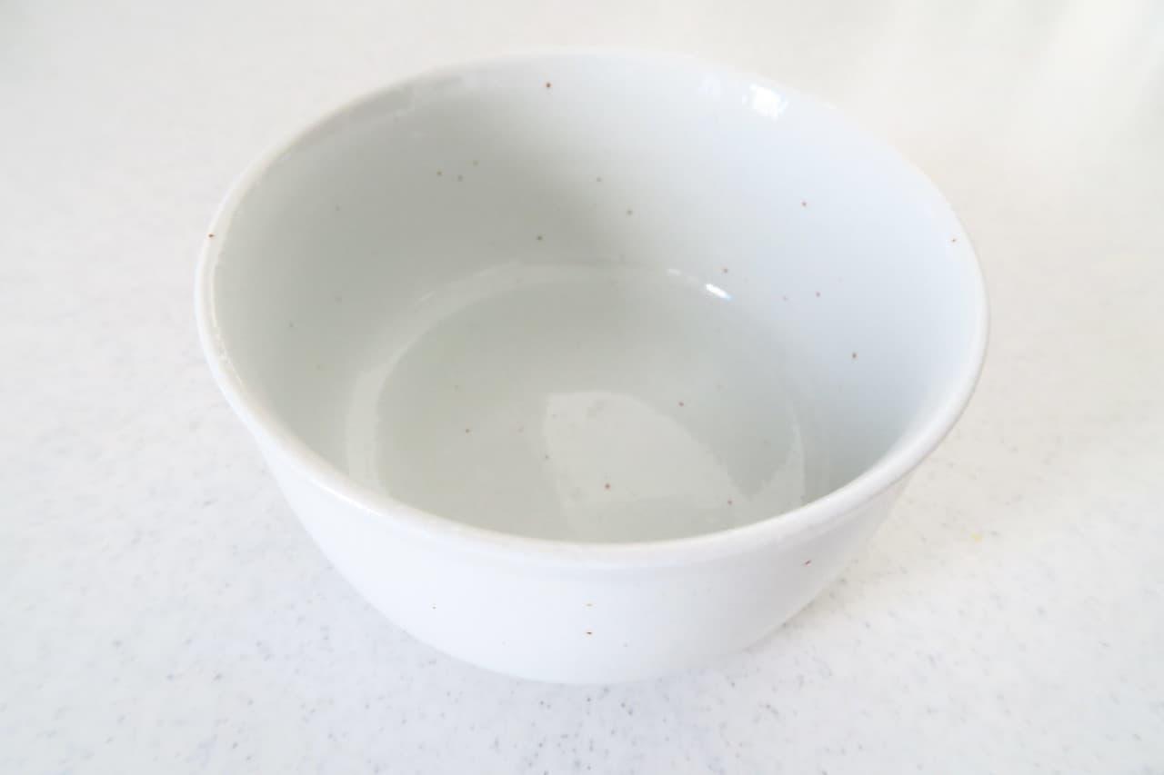 ニトリの陶磁器保存容器