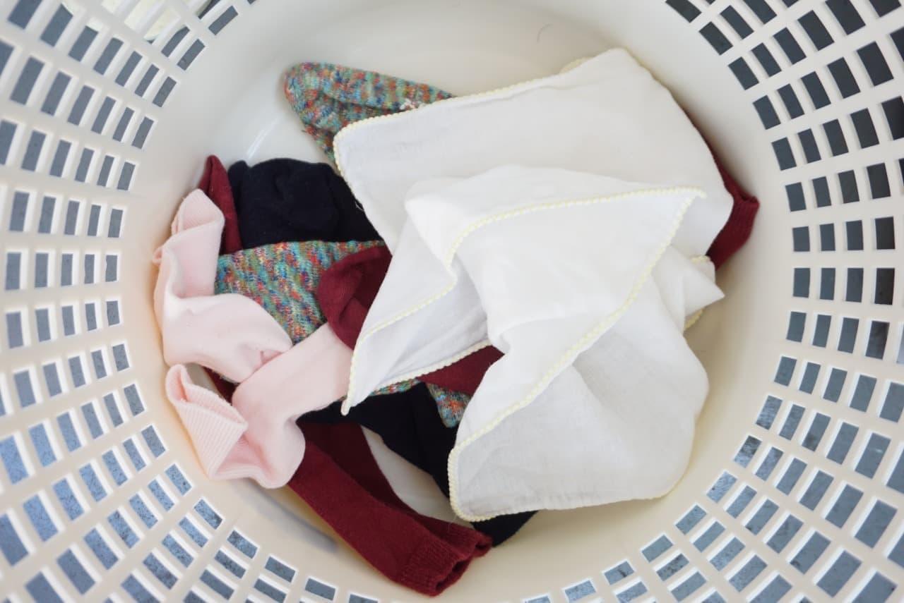 100均セリア「洗濯物が一度に外せるピンチハンガー」