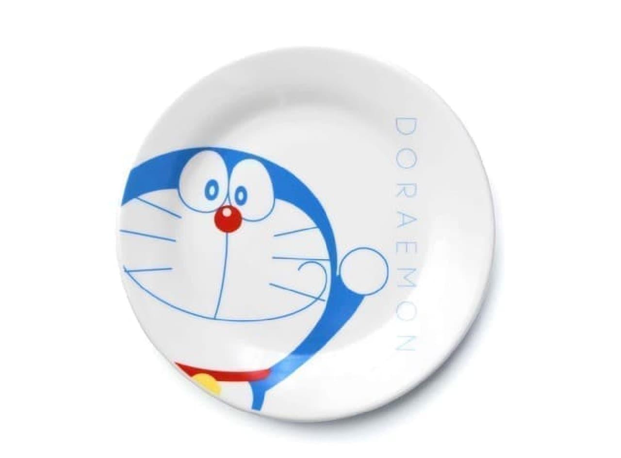 ほっともっと「ドラえもん皿プレゼントキャンペーン」 -- オードブルなどを予約した先着10,000名に