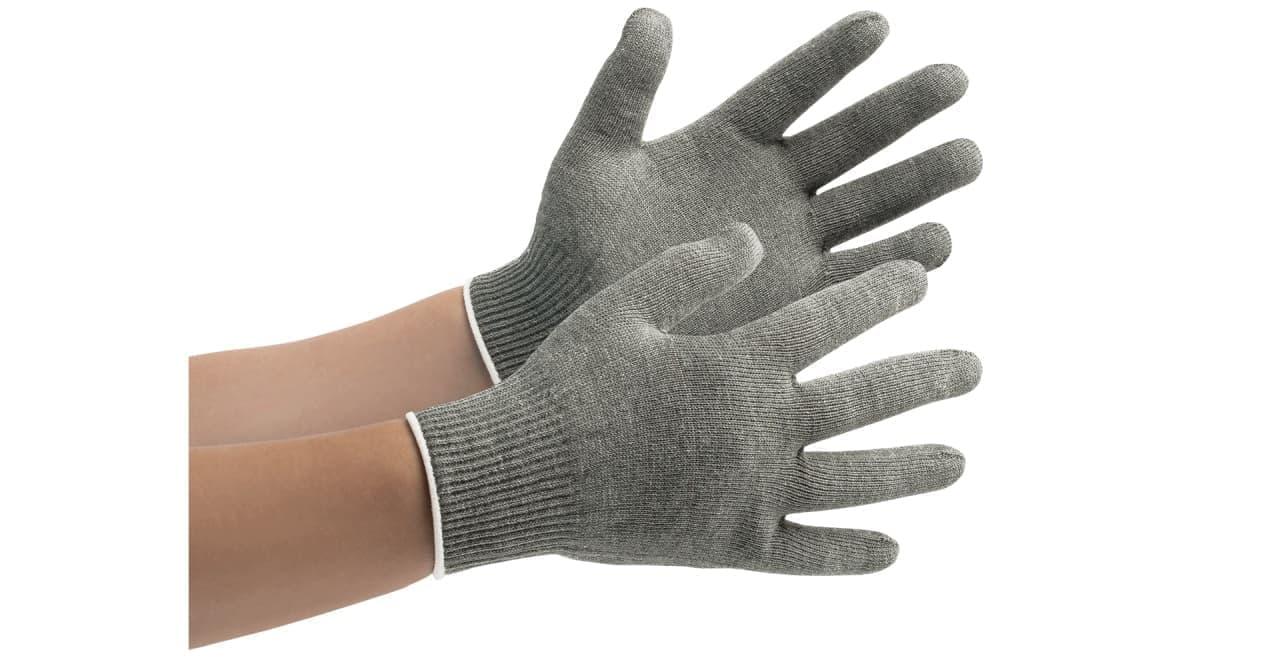 ミドリ安全接触予防手袋
