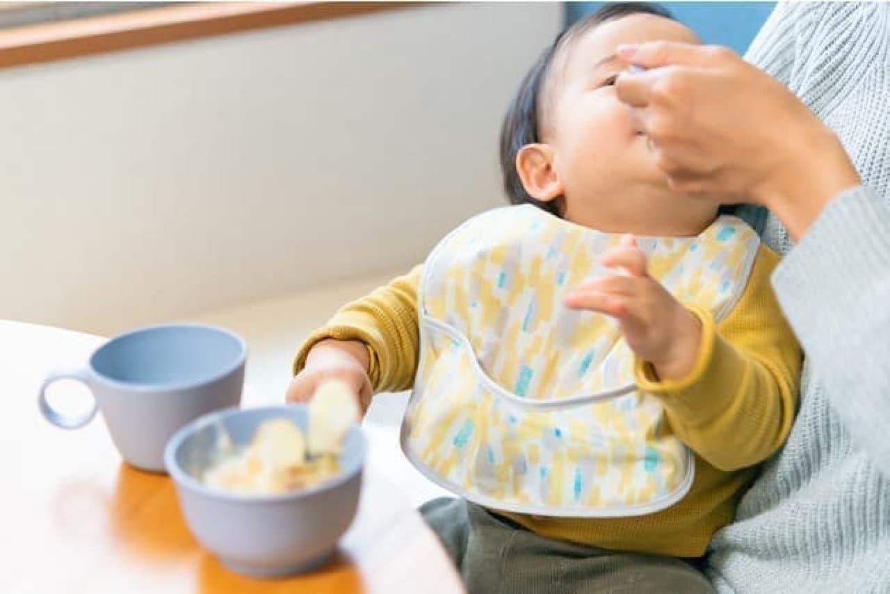 風邪が流行る季節に!KEYUCAから「抗菌ベビー・キッズシリーズ」 -- やさしい色の食器やハンドタオルなど