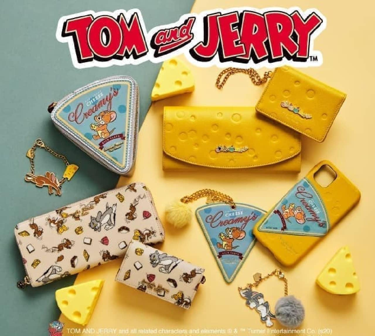 サマンサタバサプチチョイス「トムとジェリー」コレクション