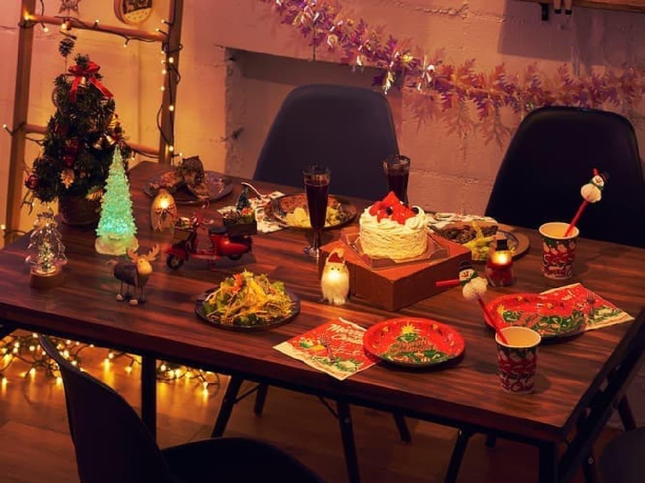 オーサムストアのクリスマス