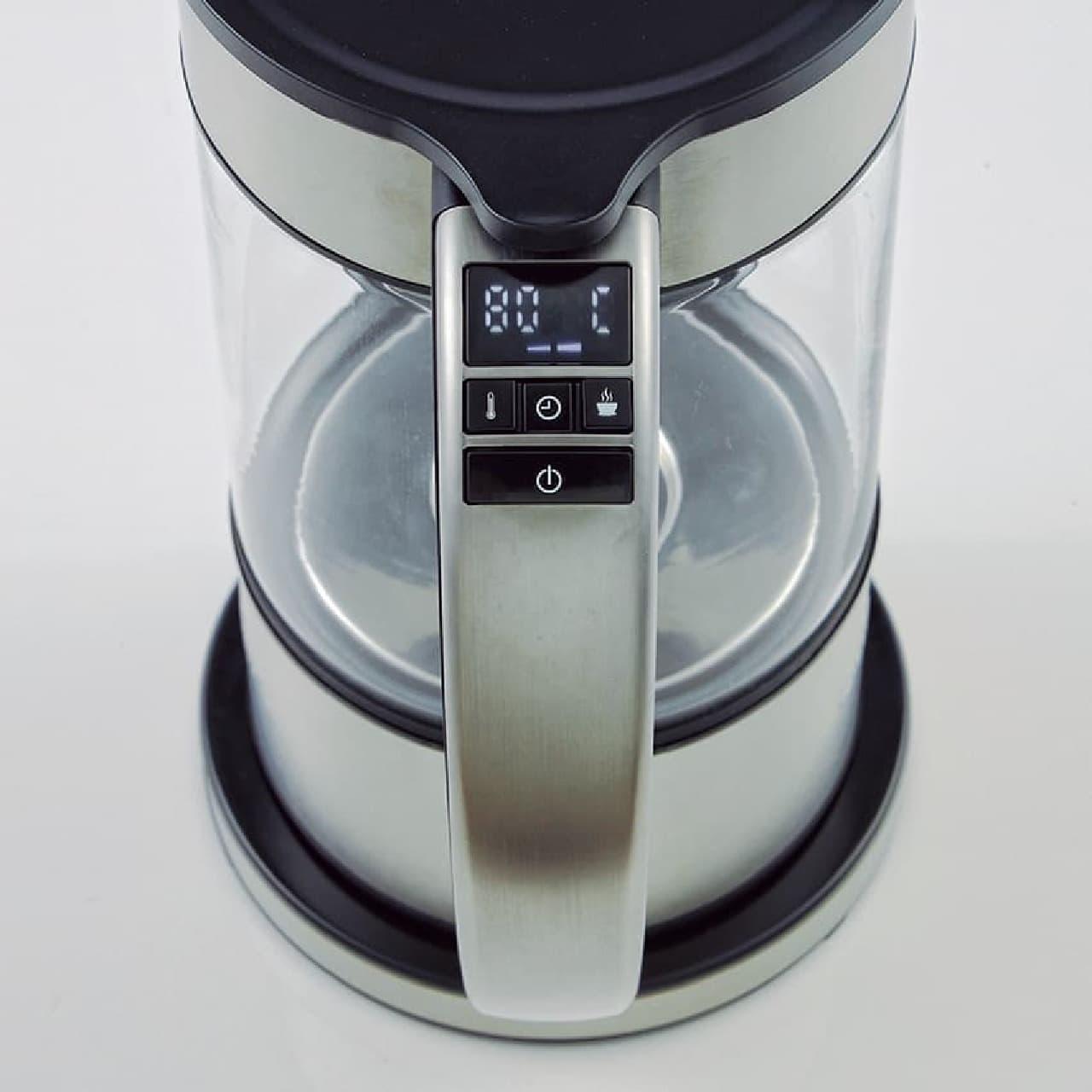 クイジナート「ファウンテン コーヒーメーカー FCC-1KJ」