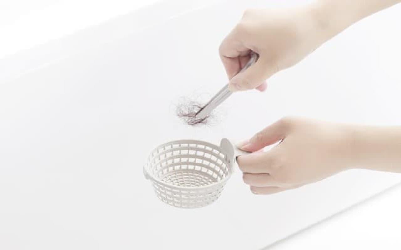 浴室チョコッと洗い