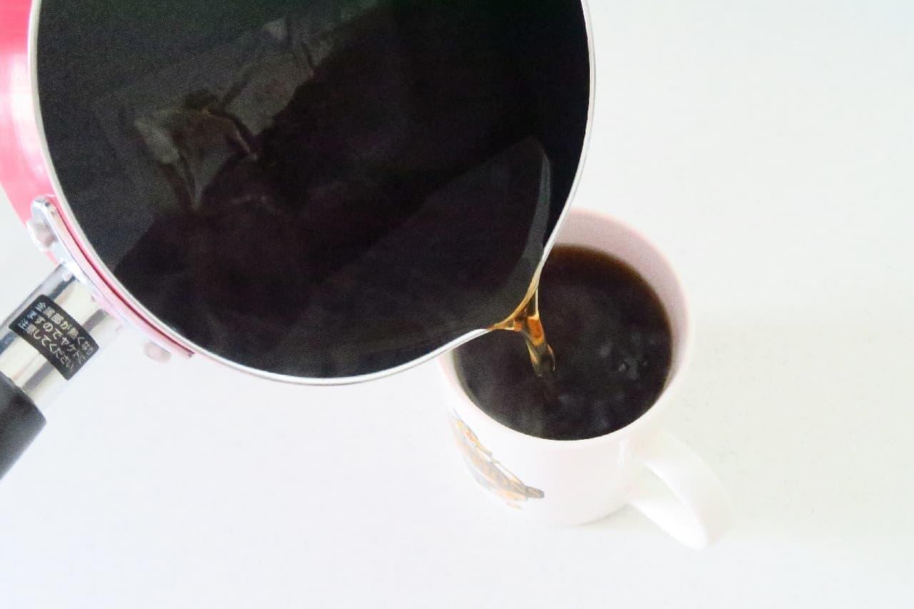 和平フレイズ「かちこれ ガラス蓋付き片手鍋14cm」