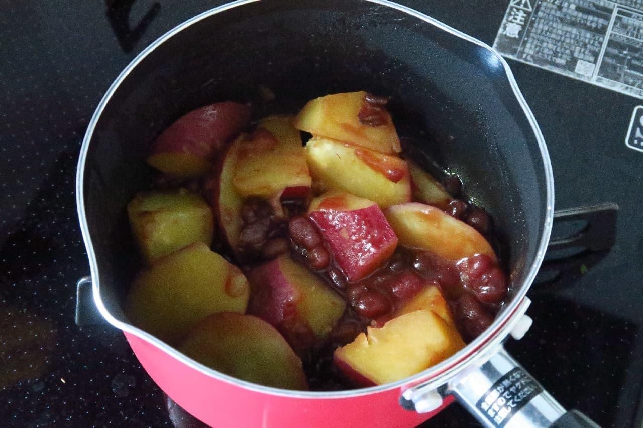 サツマイモのいとこ煮