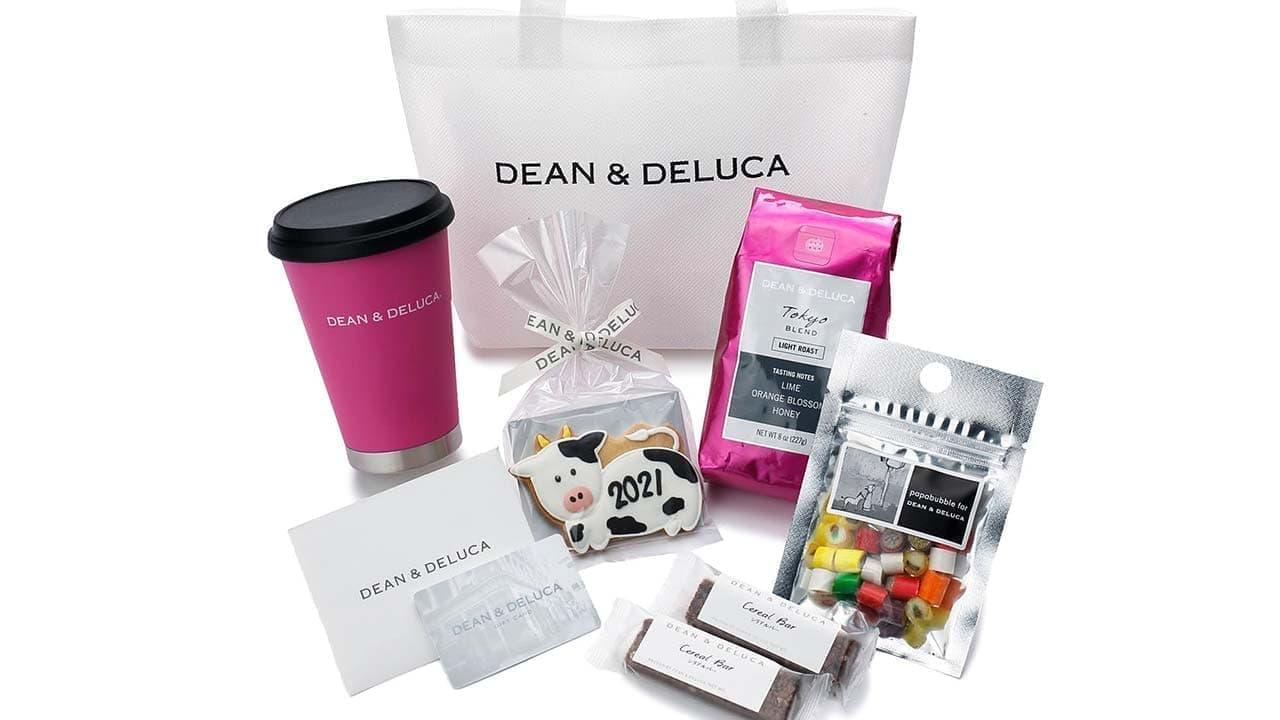 「DEAN&DELUCA(ディーン&デルーカ)」2021年福袋