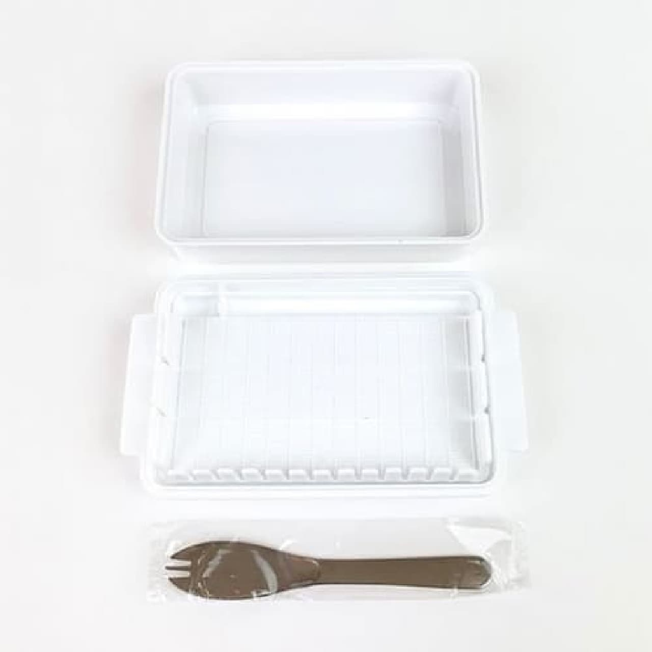 ミッフィーのバターケース
