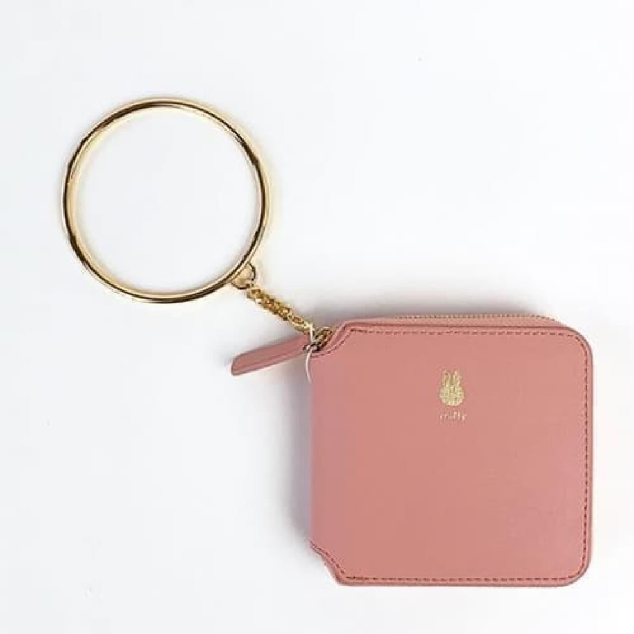 ミッフィーの財布