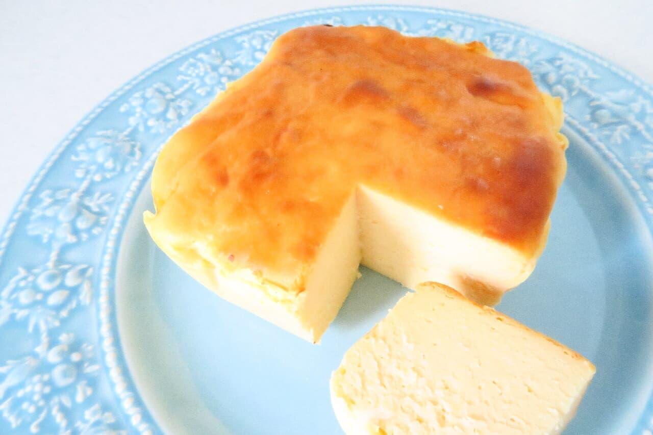 ニューヨークチーズケーキのレシピ